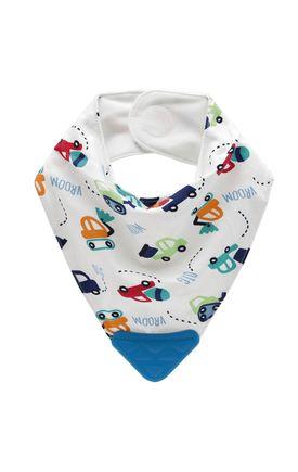 09781 bandana baby carrinhos com mordedor detalhe01