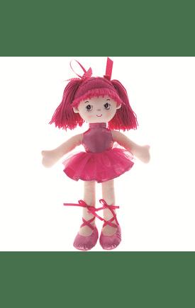 brinquedo boneca pink infantil da marca buba