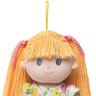 brinquedo boneca rosa infantil da marca buba
